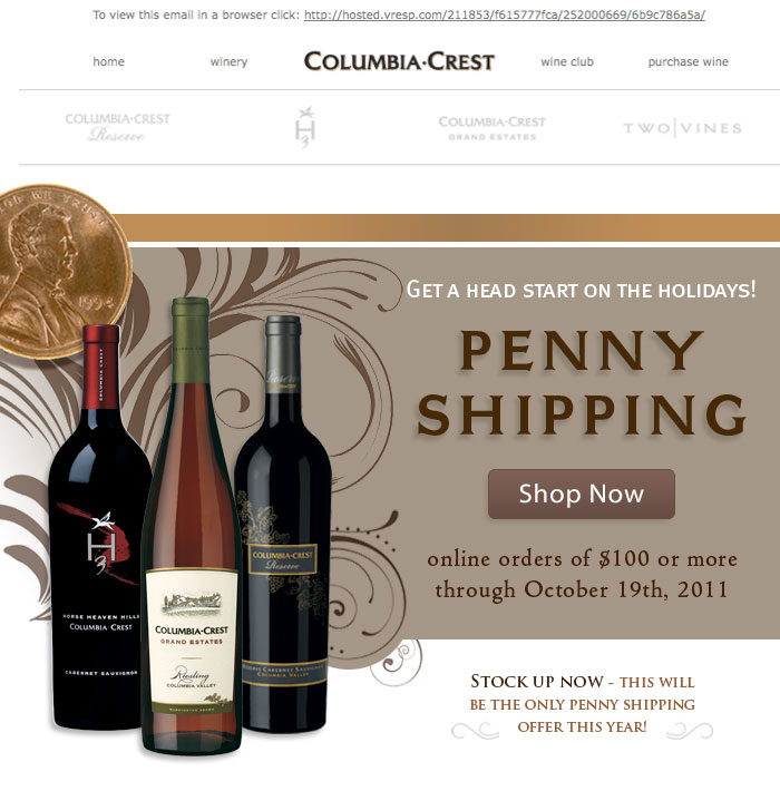 COLUMBIA-Penny-Ship-sale